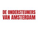 ondersteuners van amsterdam logo
